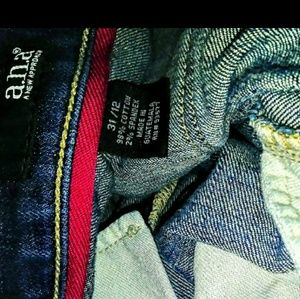 a.n.a Jeans - A.N.A. Jeans Size 12/31X34 Boot Cut Flap Pock NWOT
